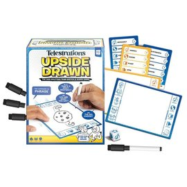 USAopoly Telestrations! Upside Drawn