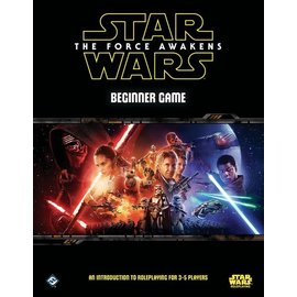 Fantasy Flight Star Wars RPG - The Force Awakens - Beginner Game