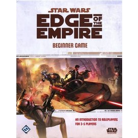 Fantasy Flight Star Wars RPG: Edge of the Empire Beginner Box