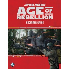 Fantasy Flight Star Wars RPG: Age of Rebellion - Beginner Game