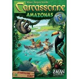 Z-Man Games Carcassonne - Amazonas