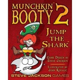 Steve Jackson Games Munchkin Booty 2: Jump the Shark