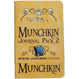 Steve Jackson Games Munchkin Journal Pack 2