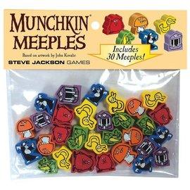 Steve Jackson Games Munchkin Meeples