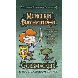 Steve Jackson Games Munchkin Pathfinder: Gobsmacked!