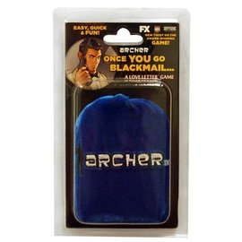 Alderac Entertainment Group Love Letter - Archer - Once You Go Blackmail - Clamshell Edition