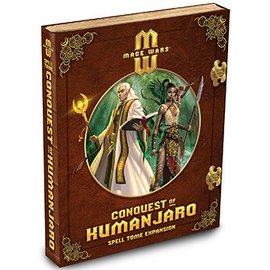 Arcane Wonders Mage Wars: Conquest of Kumanjaro - Spell Tome Expansion