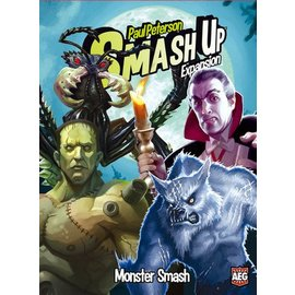 Alderac Entertainment Group Smash Up: Monster Smash