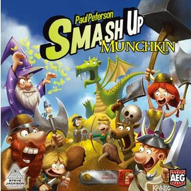 Alderac Entertainment Group Smash Up: Munchkin