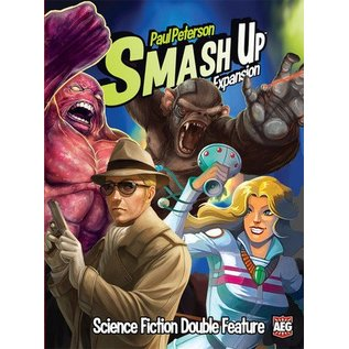 Alderac Entertainment Group Smash Up: Science Fiction Double Feature