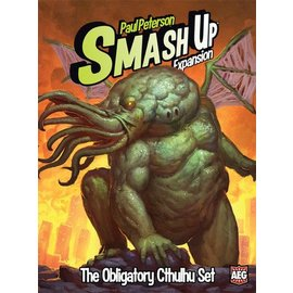 Alderac Entertainment Group Smash Up: The Obligatory Cthulhu Set