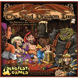 SlugFest Games The Red Dragon Inn 2