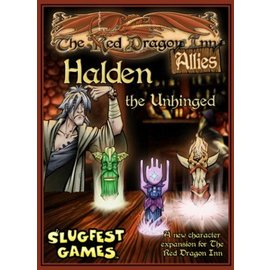 SlugFest Games The Red Dragon Inn: Allies - Halden the Unhinged