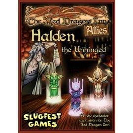 SlugFest Games The Red Dragon Inn: Allies - Halden the Unhinged
