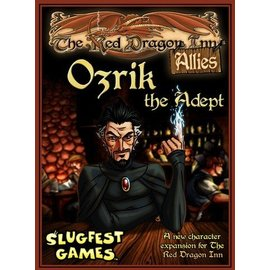 SlugFest Games The Red Dragon Inn: Allies - Ozrik the Adept