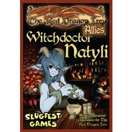 SlugFest Games The Red Dragon Inn: Allies - Witchdoctor Natyli