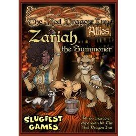 SlugFest Games The Red Dragon Inn: Allies - Zariah the Summoner