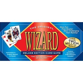 US Games Wizard Card Game Deluxe Edition