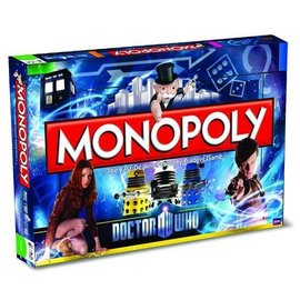 USAopoly Monopoly: Doctor Who