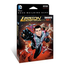 Cryptozoic DC Comics Deck-Building Game: Crossover Pack 3 - Legion of Super-Heroes