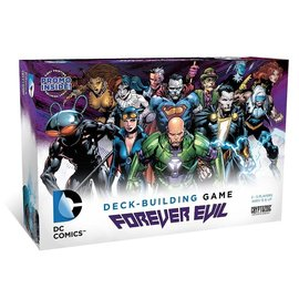 Cryptozoic DC Comics Deck-Building Game: Forever Evil