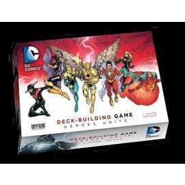 Cryptozoic DC Comics Deck-Building Game: Heroes Unite