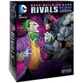 Cryptozoic DC Comics Deck-Building Game: Rivals - Batman vs The Joker