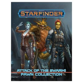 Paizo Starfinder RPG: Pawns - Attack of the Swarm! Pawn Collection