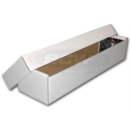 BCW Cardboard Box 800 (with separate lid) (Local Pickup Only)