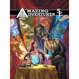 Troll Lord Games Amazing Adventures (5E Compatible)