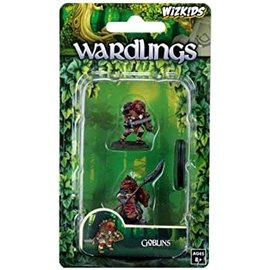 Wizards of the Coast Wardlings Fantasy Miniatures: Goblins
