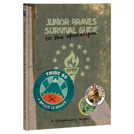Renegade Junior Braves Survival Guide to the Apocalypse
