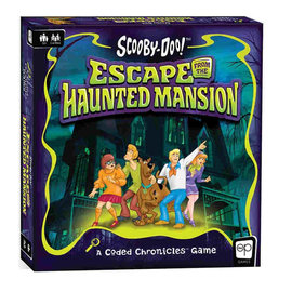 USAopoly Scooby-Doo: Escape from the Haunted Mansion