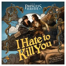 Sparkworks The Princess Bride: I Hate to Kill You