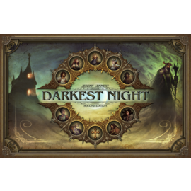 Victory Point Games Darkest Night 2nd Edition Base Game
