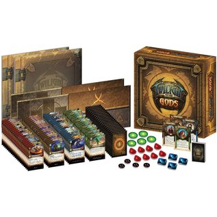 Victory Point Games Twilight of the Gods: Age of Revelation (Plus 3 Expansion Packs)