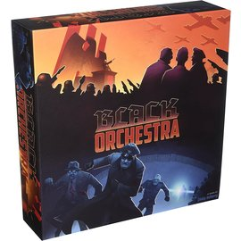 Game Salute Black Orchestra (2nd Edition)