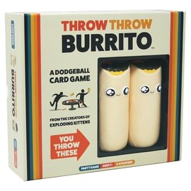 Exploding Kittens, LLC Throw Throw Burrito