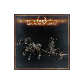 Steamforged Games Dark Souls: the Board Game MegaBoss Expansions - RETAIL EXCLUSIVE - Executioner's Chariot