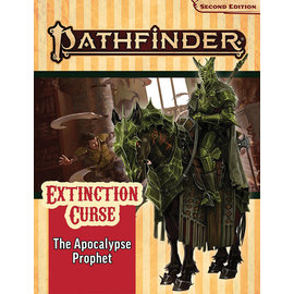 Paizo Pathfinder RPG: Adventure Path - Extinction Curse Part 6 - The Apocalypse Prophet (P2)
