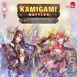 Japanime Games Kamigami Battles: Battle of the Nine Realms