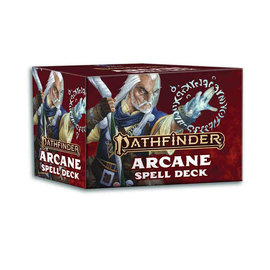 Paizo Pathfinder - Second Edition Spell Cards - Arcane