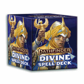 Paizo Pathfinder - Second Edition Spell Cards - Divine