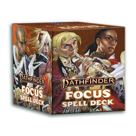Paizo Pathfinder - Second Edition Spell Cards - Focus