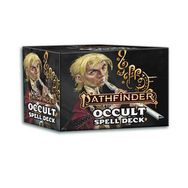 Paizo Pathfinder - Second Edition Spell Cards - Occult