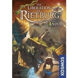 THAMES & KOSMOS Legends of Andor: Liberation of Rietburg