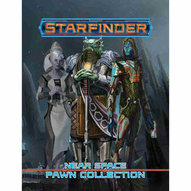 Paizo Starfinder RPG: Pawns - Near Space Collection