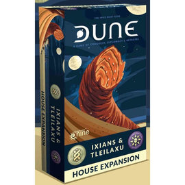 GaleForce Nine Dune Board Game: Ixians & Tleilaxu House Expansion