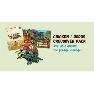 Detestable Games Dodos Riding Dinos (Kickstarter Deluxe Edition) (PREORDER)
