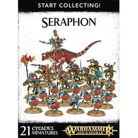 Games Workshop Age of Sigmar: Start Collecting! Seraphon (SL)